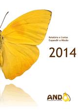 RELATÓRIO E CONTAS 2014 - EXPANDIR A MISSÃO
