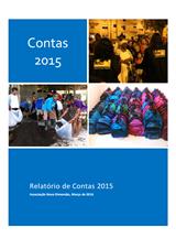 RELATÓRIO E CONTAS 2015
